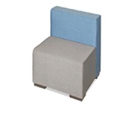 Кресло с USB-разъемом Куб К-1 Р