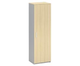 Шкаф для одежды однодверный с выдвижной штангой Р-6
